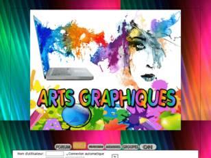 Arts graphiques / ordi...