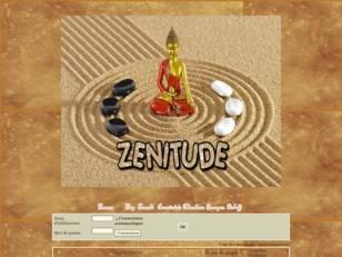 Zen bouddha