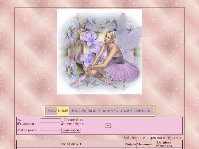 Ballerine & papillon