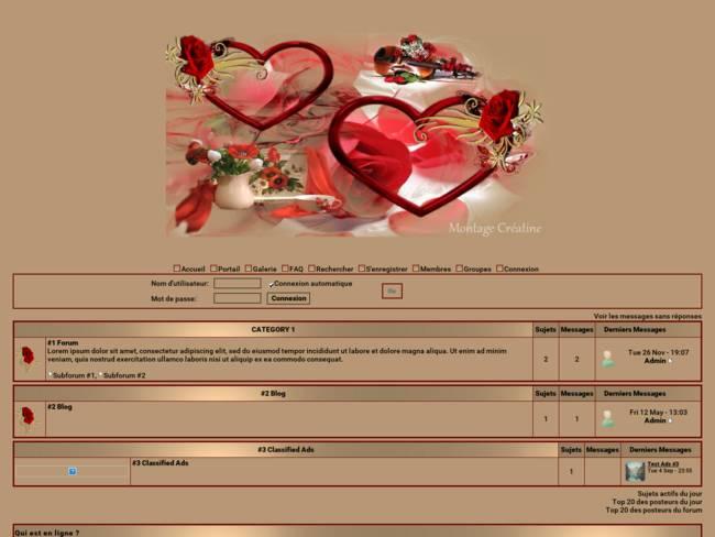 Romantiquement nôtre