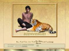 Homme & tigre