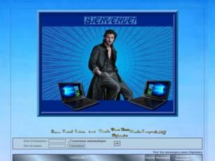 Homme & ordinateur