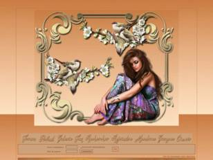Femme avec oiseaux