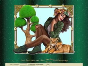 Femme & tigres