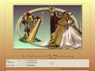 Harpe bienvenue