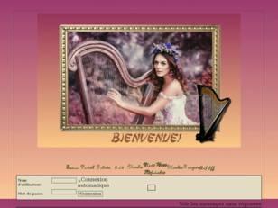 Femme à la harpe