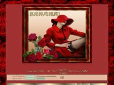 Femme au chapeau rouge