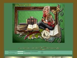 Femme aux livres