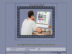 Homme internet