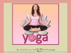 Yoga  médite