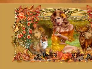 L'automne est la