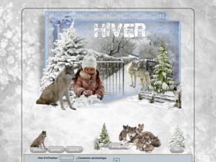 Hiver des loups