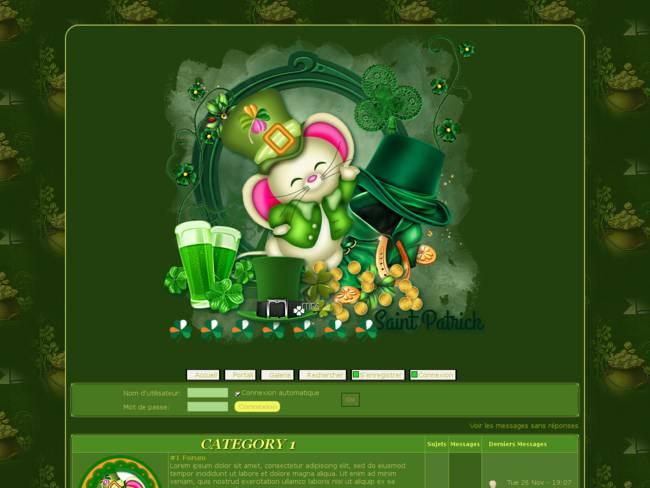 Vive la Saint Patrick
