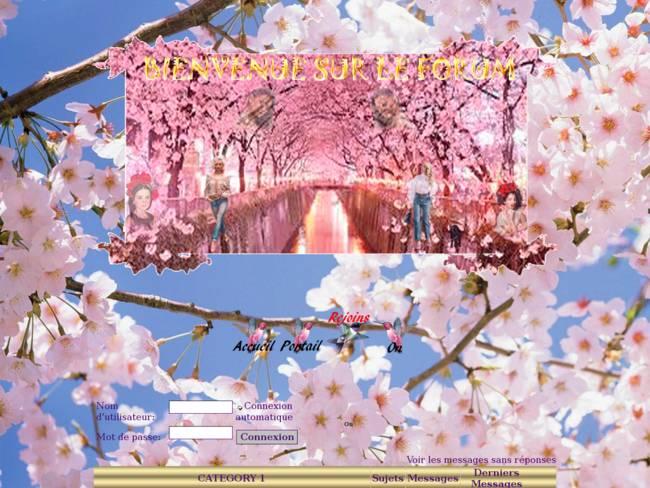 les fleures Roses Jean-Louis