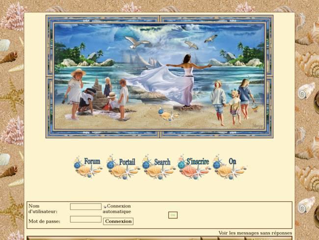 Vacances sur le forum