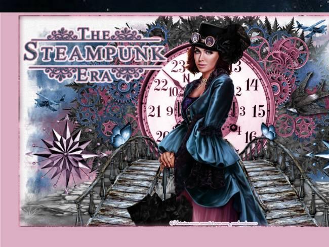 steampumk margot