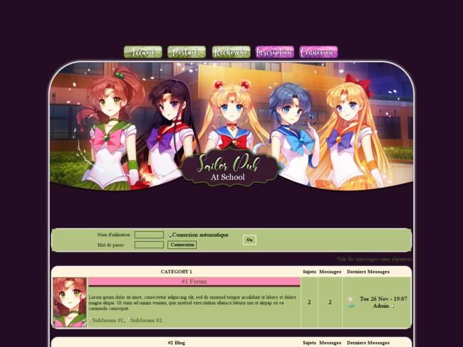 Bishoujo Sailor Moon