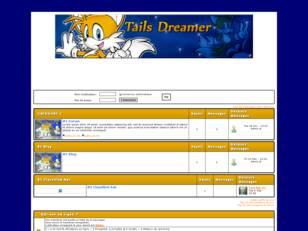 Tails dreamer origins