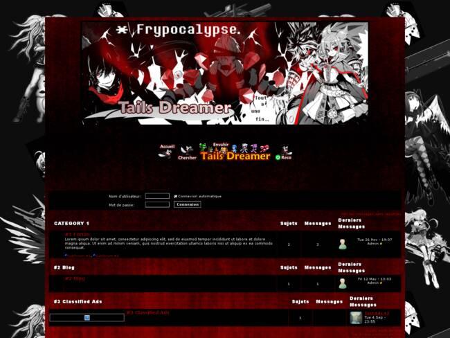 Frypocalypse Semaine 2
