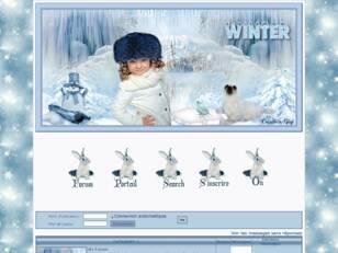 L'hiver par gigi