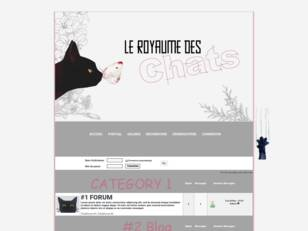 Royaume des chats