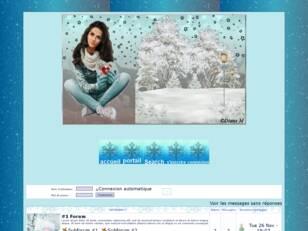 Femme hivernale