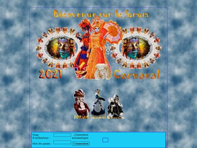bon1)Carnaval 2021 jean-louis