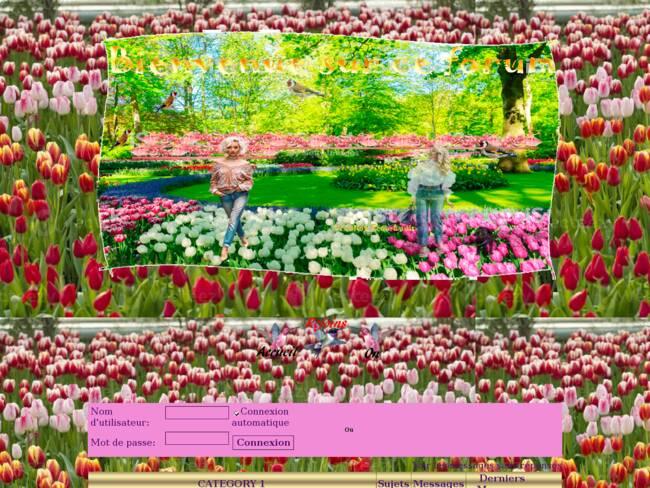 1) Tulipe Printemps CHEZ JEAN-LOUIS 21/03/2021