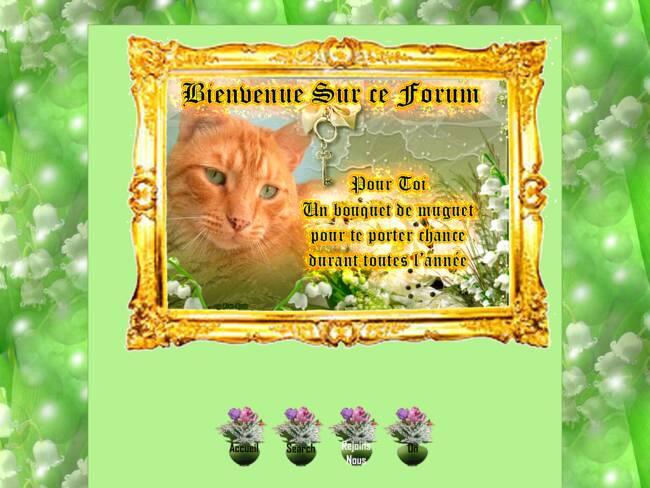 1) Muguet LE 1ER MAI 2021 Jean-Louis