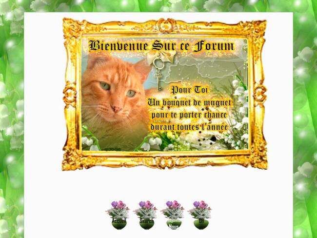 1)Bon Muguet du 1ER MAI 2021 Jean-Louis