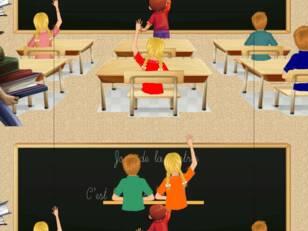 La rentrée des classes...
