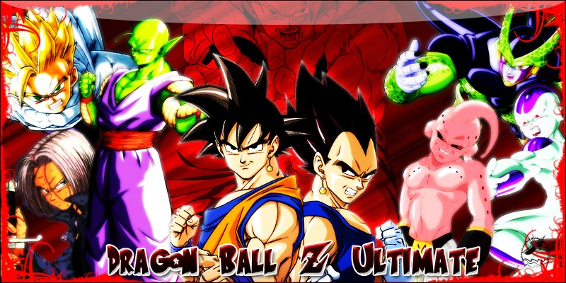 MEP Dragon Ball Z Ultimate