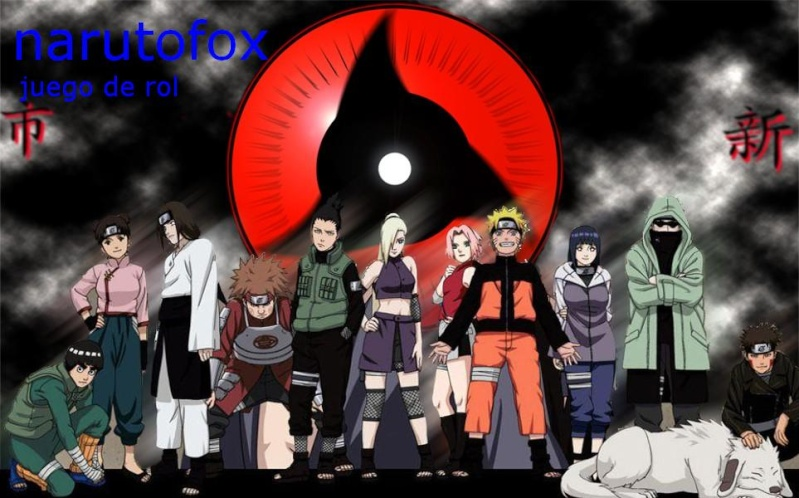 NARUTO CARD`S ROL