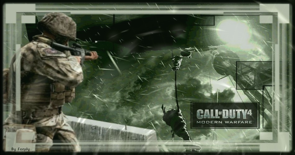 Call Of Duty4 [Bad_Boyz]