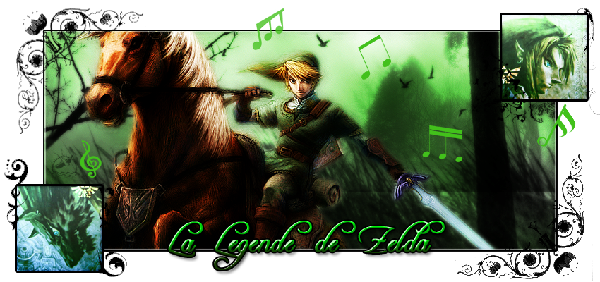 The Legend Of Zelda ~ Twilight Princess
