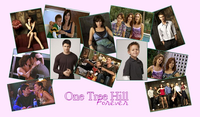 One Tree Hill ~ 4 years