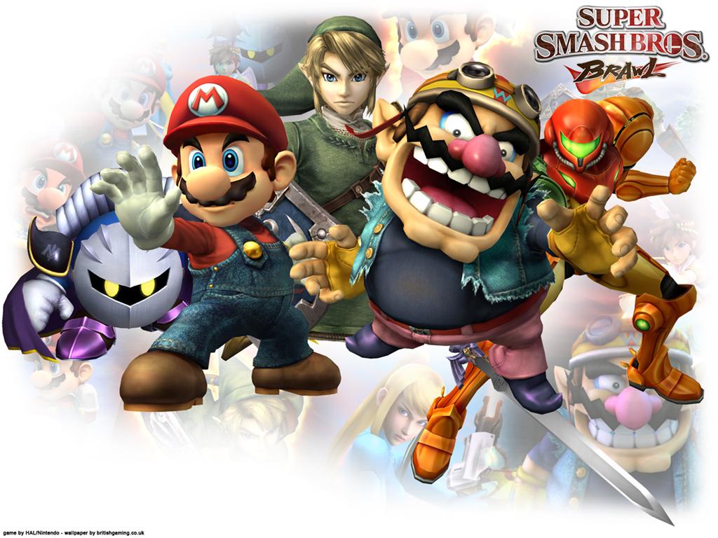 tout les heros des jeux video