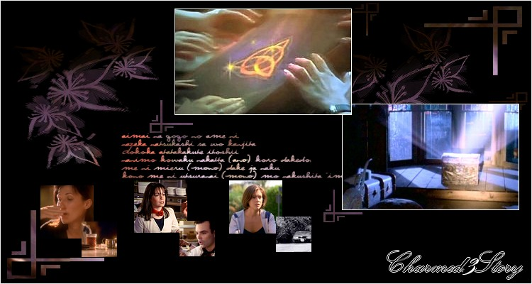 The Legend Of Charmed