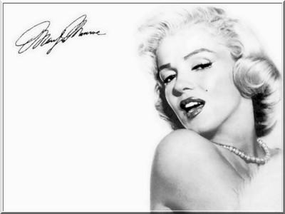 Le monde de Marilyn