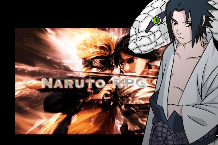Naruto  The Rpg Brasil