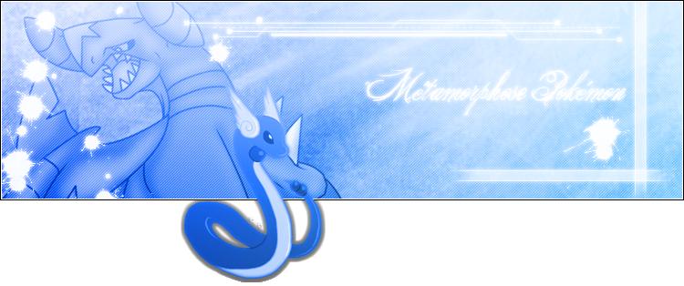 Métamorphose Pokémon