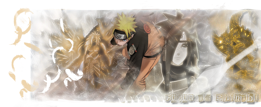 The World Of Naruto