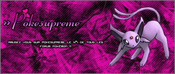 Pokesupreme