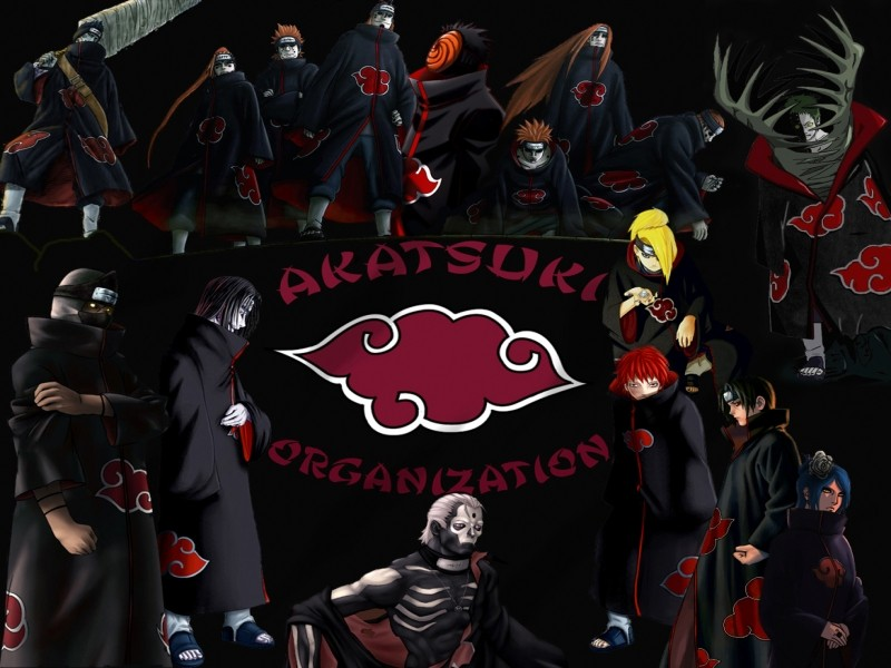 naruto: dawn of the akatsuki