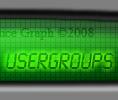Grupe korisnika