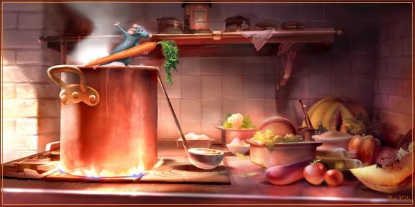 Venez cuisiner avec moi