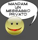 Inviare un messaggio privato