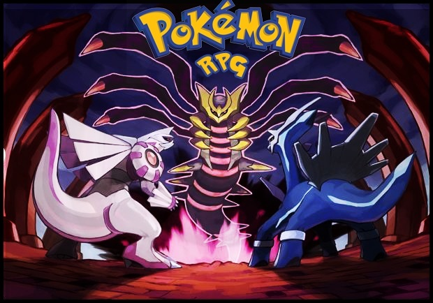 Pokemon Vulcano