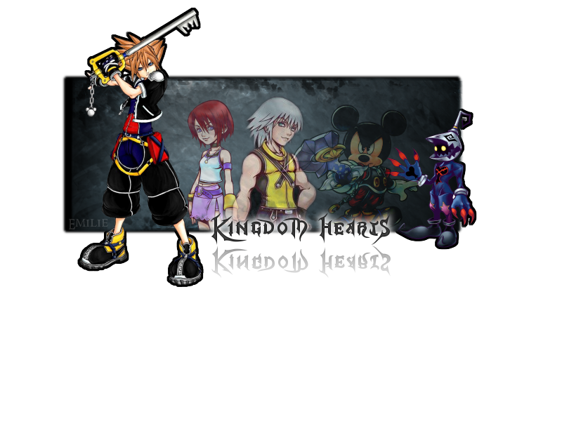 ¤Kingdom Hearts Reborn¤