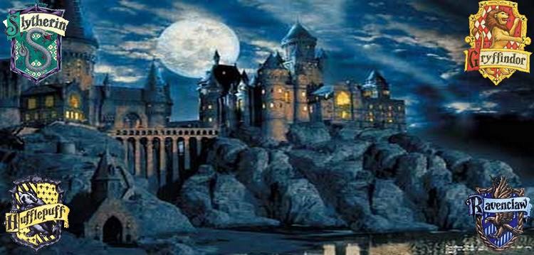 Escola de Mágia e Bruxaria de Hogwarts.